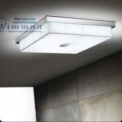 KUADRAT-F 5015105F Матовый никель, потолочный светильник Bover 5015105F