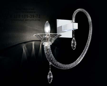De Majo 080800A01 8080 A1 черный с прозрачным стеклом