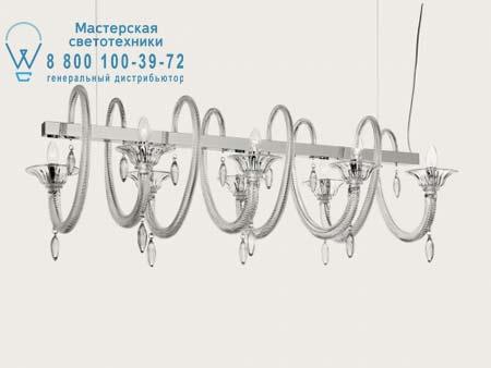 De Majo 080800K14 8080 K8 серый с прозрачным стеклом