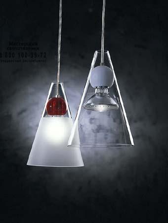 GEMMA S1D, подвесной светильник De Majo 0GEMM0SD-1