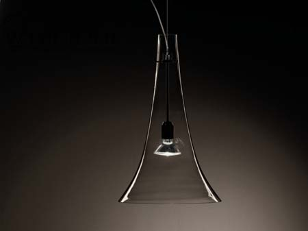 De Majo 0OLIM0S11 OLIMPIA S1/S1D матовое стекло с прозрачным краем