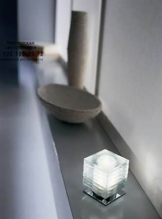 De Majo 0OTTO0L00 настольная лампа OTTO X OTTO L прозрачный
