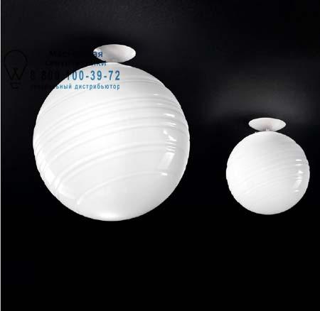 De Majo 0STRA0P40 потолочный светильник STRATOSFERA P40 бело-серый