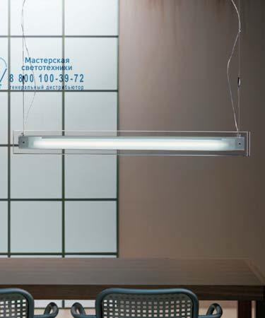 De Majo 0THIN0S13 подвесной светильник THIN 1 S130 бело-серый