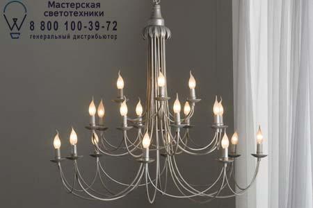 Eurolampart 0047/20LA ART DECO 47/20LA матовое серебро