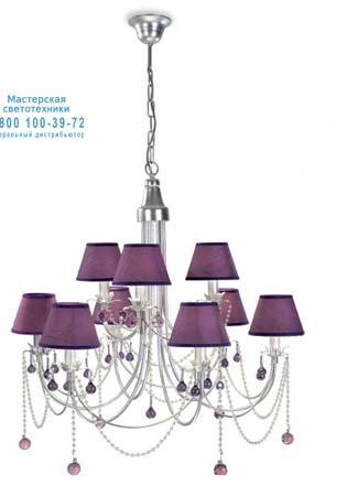Eurolampart PERLE 0974/09LA серебристо-фиолетовый 0974/09LA