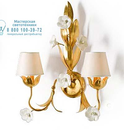 Eurolampart ERIANTE 1083/02AP золотисто-кремовый 1083/02AP