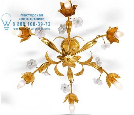 Eurolampart 1083/06PL потолочная люстра ERIANTE 1083/06PL золотой