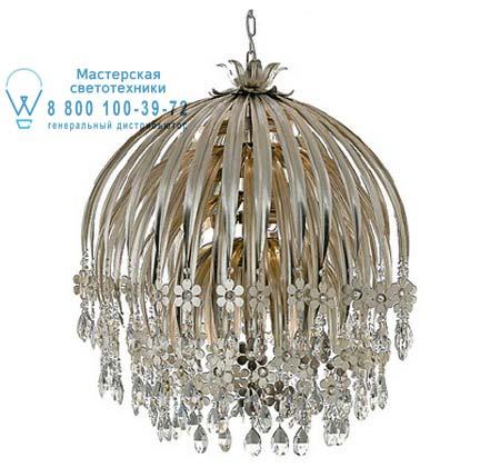 Eurolampart 1085/12LA GINEVRA 1085/12LA серебристый