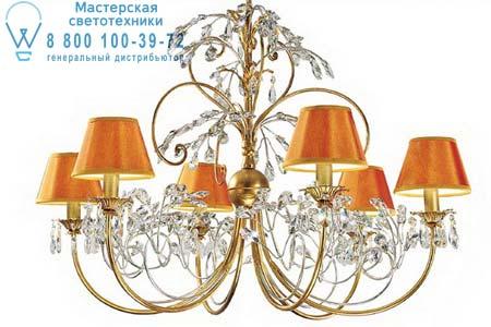 Eurolampart 1863/06LA GEMME 1863/06LA оранжево-золотой прозрачный
