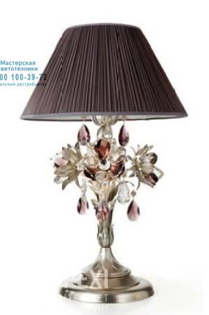 PAT 2457/01BA серебристо-коричневый, настольная лампа Eurolampart 2457/01BA