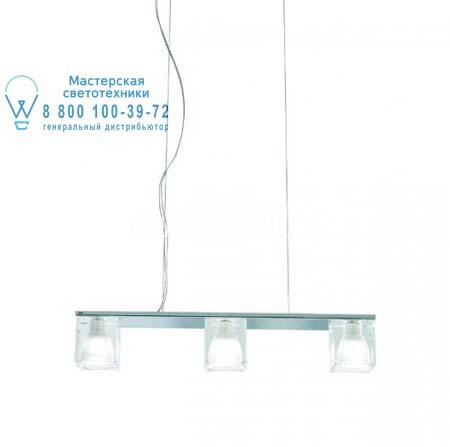 Cubetto Прозрачный, подвесной светильник Fabbian D28 A13 00