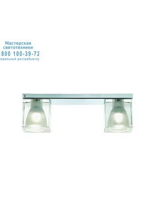 Cubetto Прозрачный, потолочный светильник Fabbian D28 E02 00