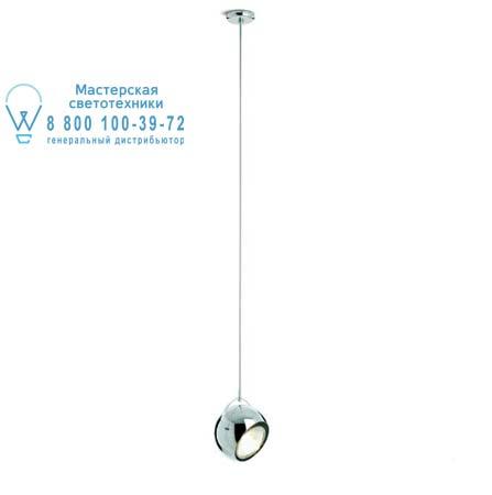 Beluga Steel Хром, подвесной светильник Fabbian D57 A07 15