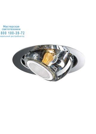 D57 F03 00 встраиваемый светильник Fabbian