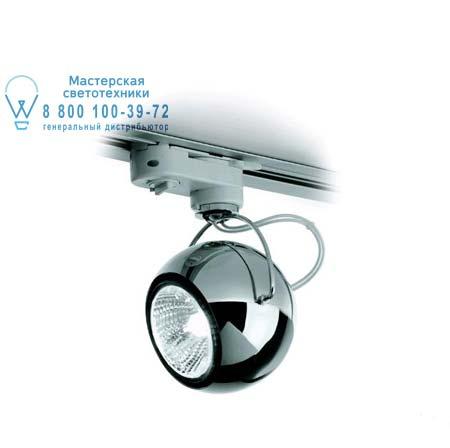Beluga Steel Хром, подвесной светильник Fabbian D57 J03 15