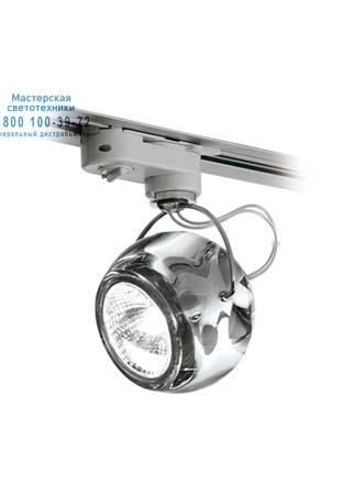 Beluga Colour Прозрачный, подвесной светильник Fabbian D57 J07 00
