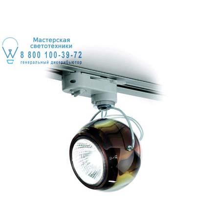 Beluga Colour Медный, подвесной светильник Fabbian D57 J07 41