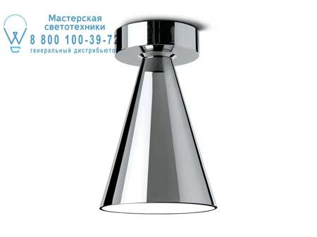 Kone Хром, потолочный светильник Fabbian D66 E01 15