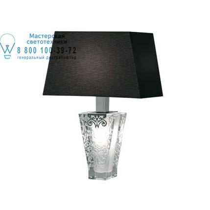 Vicky Черный, настольная лампа Fabbian D69 B03 02