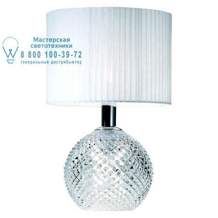 D82 B03 01 настольная лампа Fabbian