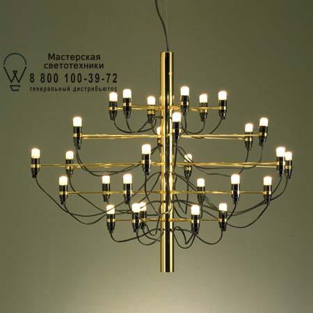 2097/30 Медь, подвесной светильник Flos A1400059