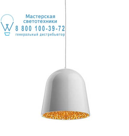 Flos CAN CAN Белый с янтарем F1553009