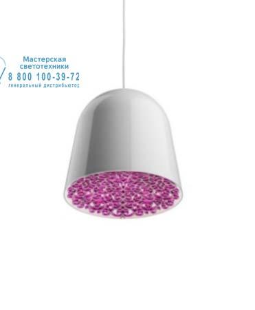 Flos CAN CAN Белый с фиолетовым F1554009