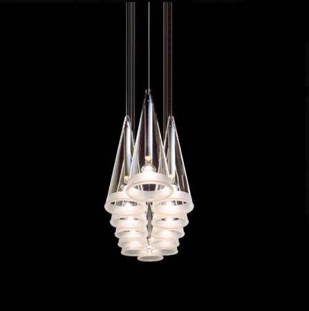 Flos F2413000 подвесной светильник FUCSIA 12 Белый