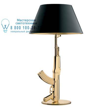 Flos F2954000 Table Gun Глянцевое Золото