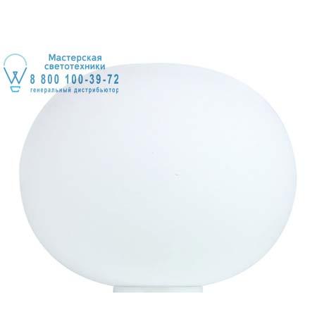 GLO-BALL BASIC 2 Белый, настольная лампа Flos F3026000