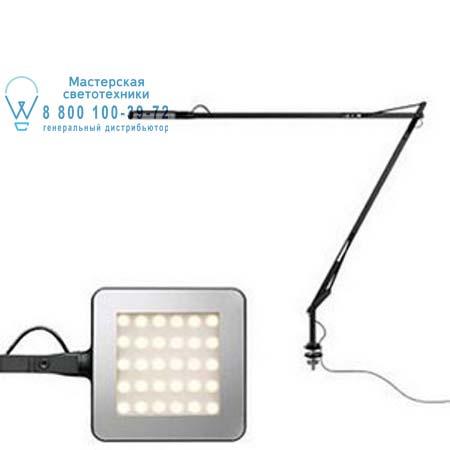 KELVIN LED Черный, настольная лампа Flos F3328030A
