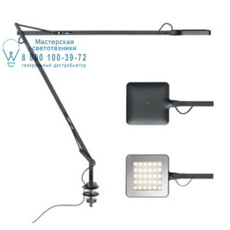 KELVIN LED Антроцитовый, настольная лампа Flos F3328033A
