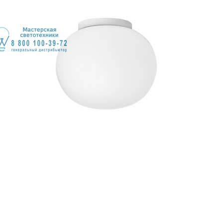 GLO-BALL C/W ZERO Белый, бра Flos F3335009