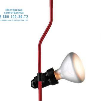 PARENTESI ELEMENTO Красный, подвесной светильник Flos F5500035