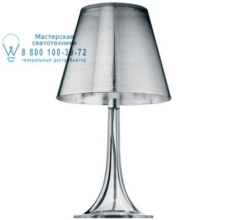 Flos F6255000 настольная лампа MISS Стальной