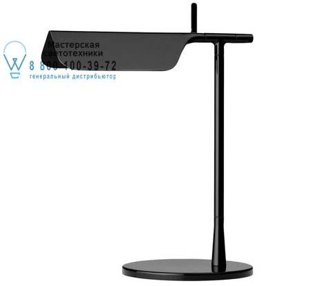 TAB T Черный, настольная лампа Flos F6550030