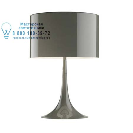 F6614021 Flos SPUN LIGHT T1 ECO Темно-серый