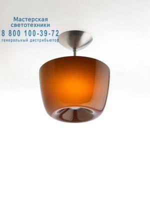LUMIERE 05 полированный янтарный, потолочный светильник Foscarini 026008 52