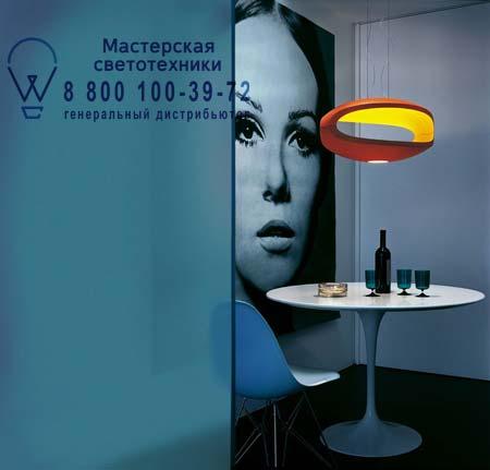 O-SPACE оранжевый, подвесной светильник Foscarini 127007 53