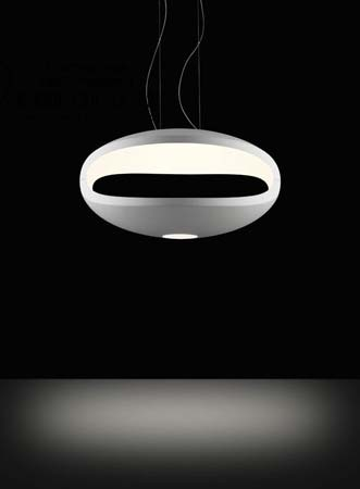 Foscarini 127007 53/SP5 O-SPACE H. 5 m оранжевый