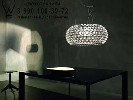 CABOCHE малый прозрачный, подвесной светильник Foscarini 138027 16