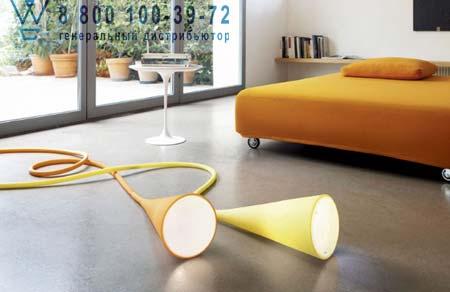 Foscarini 142000 50 уличный светильник UTO желтый