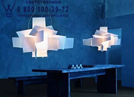 151007 10 подвесной светильник Foscarini