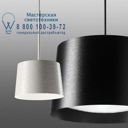Foscarini 159007 20SP5 подвесной светильник TWIGGY GRANDE черный H. 5 m