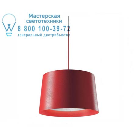 1590072 63SP5 Foscarini TWIGGY PICCOLA красный H. 5 m