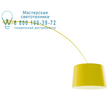 Foscarini TWIGGY желтый 159008 55