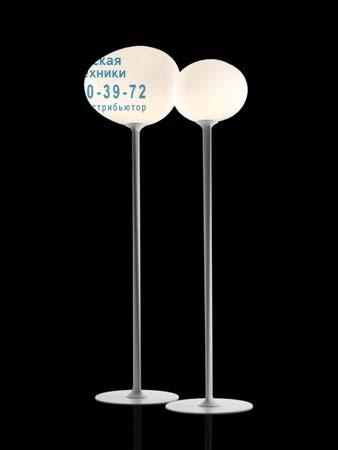 Foscarini 168003B 10 торшер GREGG средний низкий белый светильник