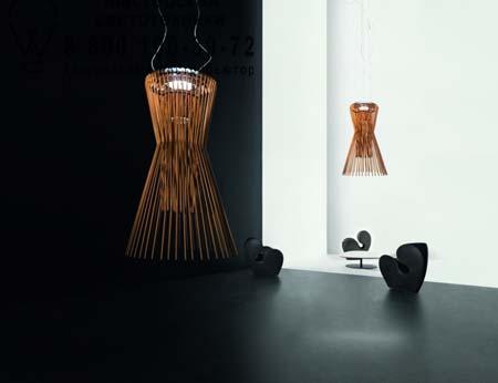 1690072 80 подвесной светильник Foscarini