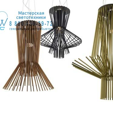 Foscarini 1690171 20 ALLEGRETTO RITMICO черный